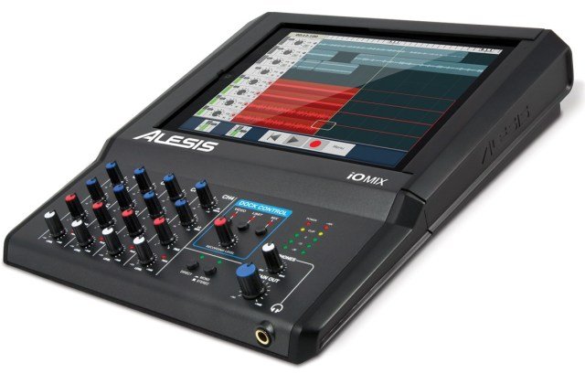 Alesis iO Mix iPad Mixer