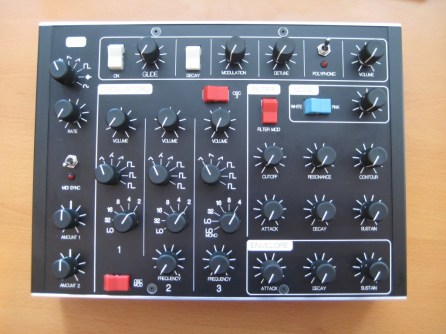 PMM-controller
