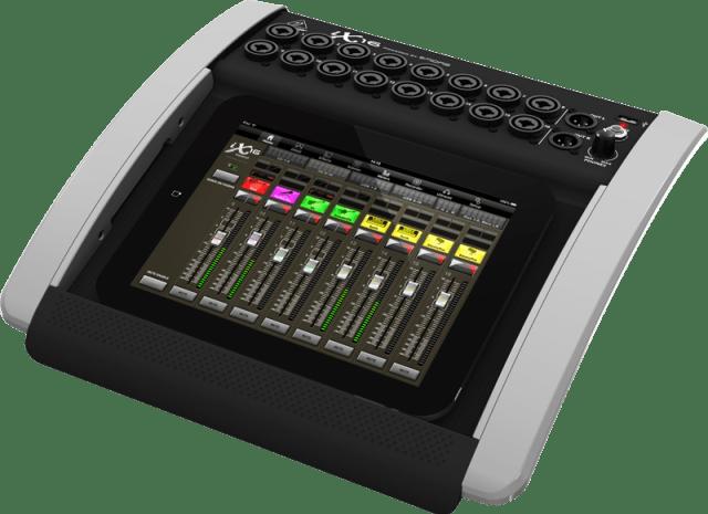 Behringer-iX16-ipad-mixer