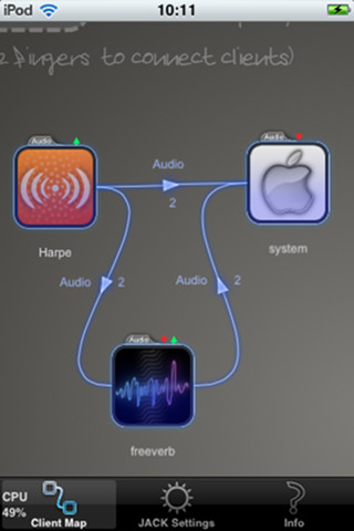 JACK Comes To iOS, Offers Free Way To Route Audio + MIDI Between