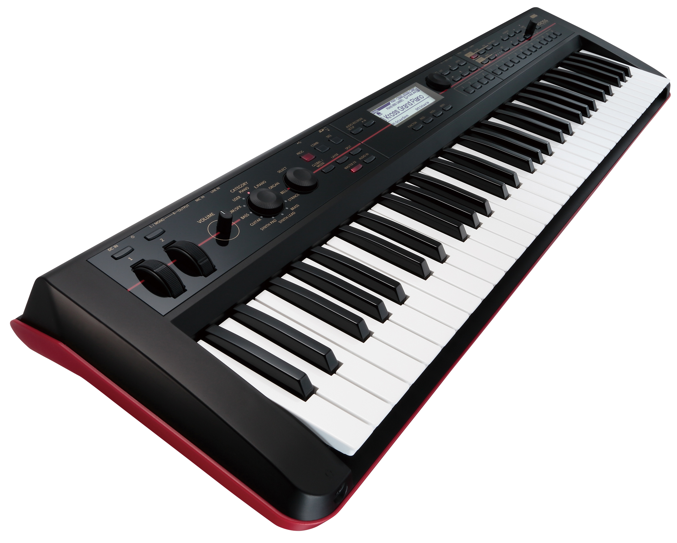 korg kross offers workstation keyboard power starting at 700 synthtopia. Black Bedroom Furniture Sets. Home Design Ideas