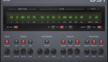 Yamaha SY77 Synthesizer – Synthtopia