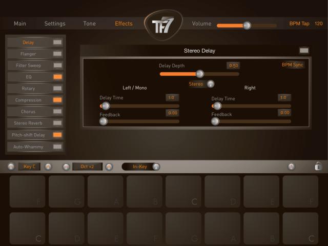 TF7-synthesizer