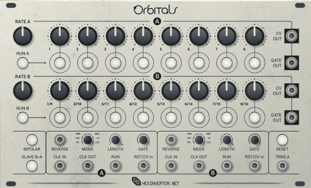 orbitals-sequencer