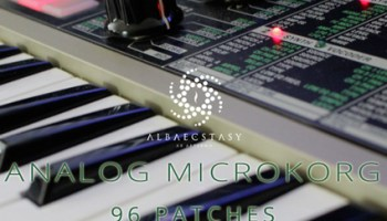 Korg MicroKORG Preset Pack Features 80+ Sounds   Synthtopia