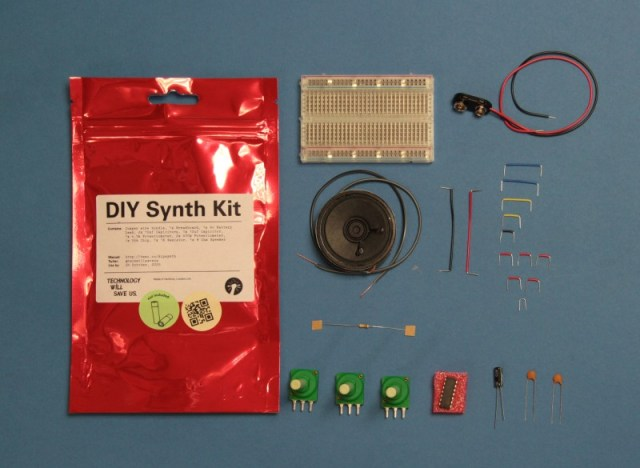 electro-synth-kit