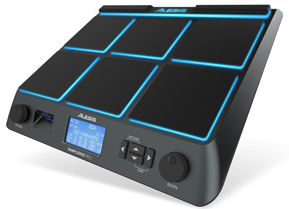 Alesis SamplePad Pro Review – '8 Pads Of Pure Awesomeness ...