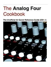 analog-four-cookbook