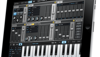 Cakewalk Updates Z3TA+ For iPad With Scala Tuning, User