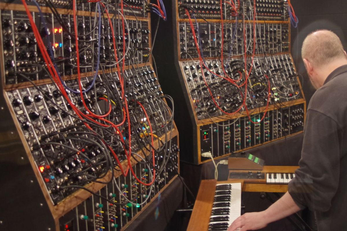 What Are Famous Songs That Use The Moog Synth