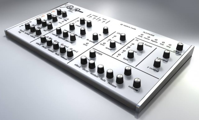 should rob papen make a dedicated usb midi controller for his synths synthtopia. Black Bedroom Furniture Sets. Home Design Ideas
