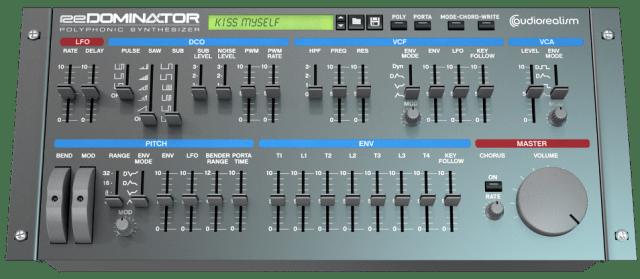 redominator-synthesizer
