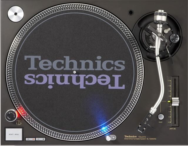 Technics-SL-1200-dj-turntable