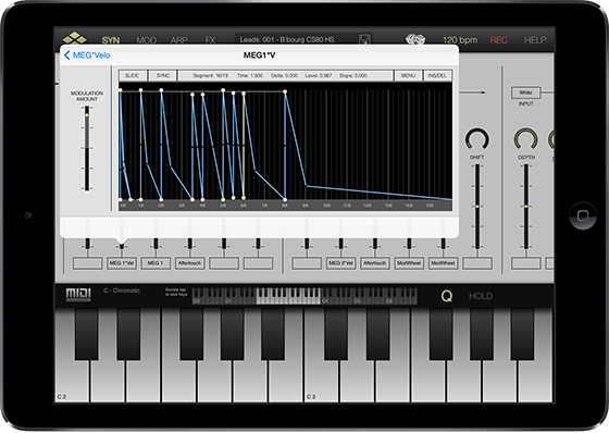 tera synth now available for ipad synthtopia. Black Bedroom Furniture Sets. Home Design Ideas