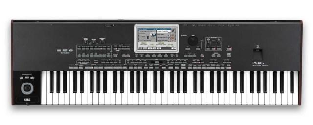 arranger-keyboard-workstation