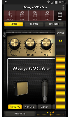 IK Multimedia Brings AmpliTube & iRig HD-A To Samsung Galaxy