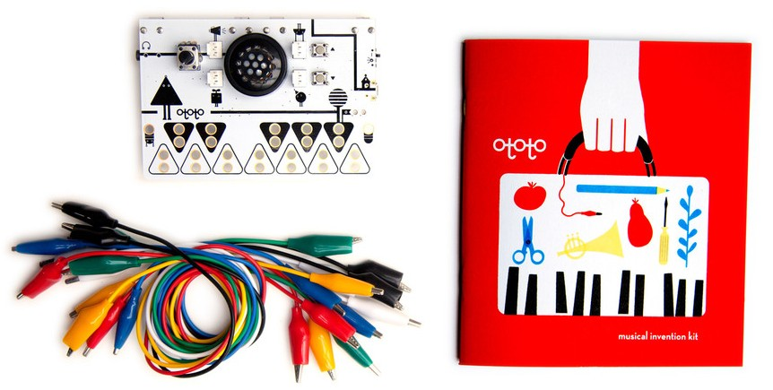 Ototo Electronic Musical Instrument Building System Now Shipping Worldwide