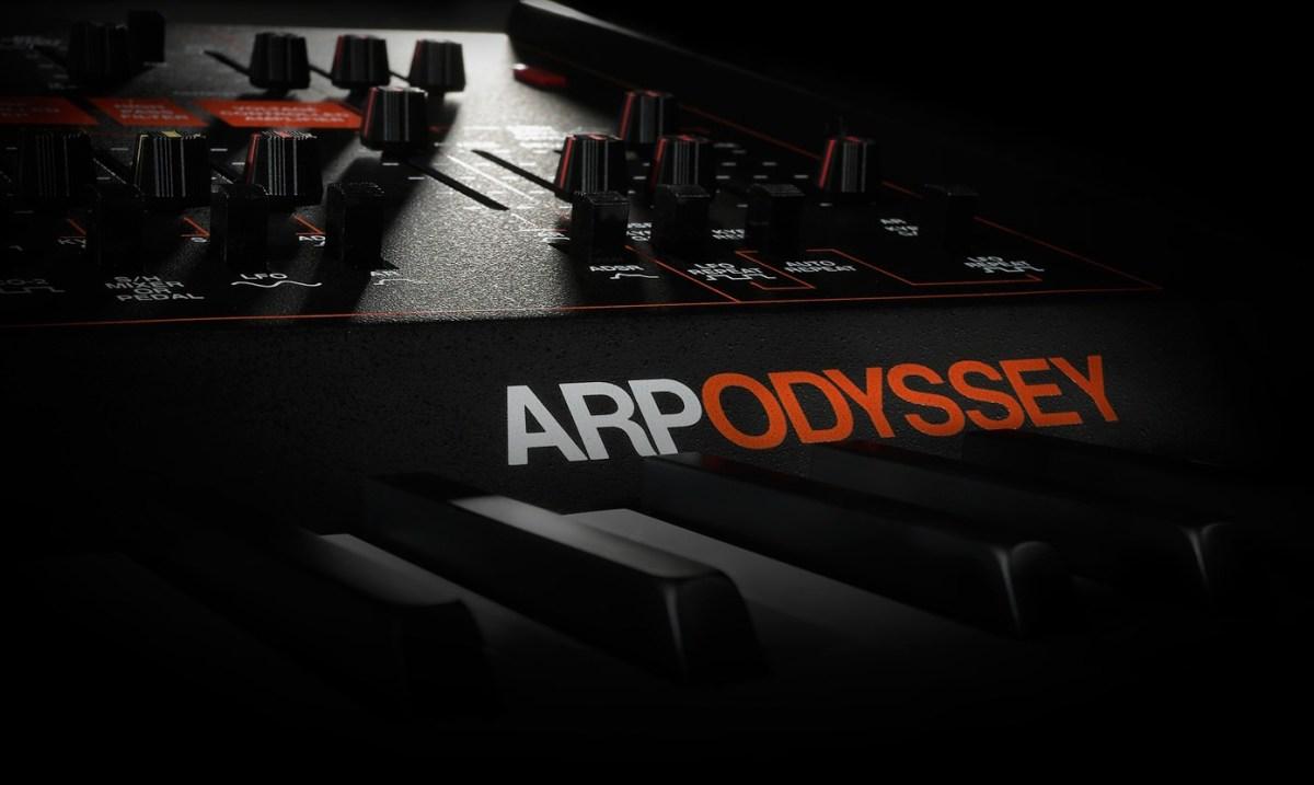 Korg ARP Odyssey 2015 In-Depth Review