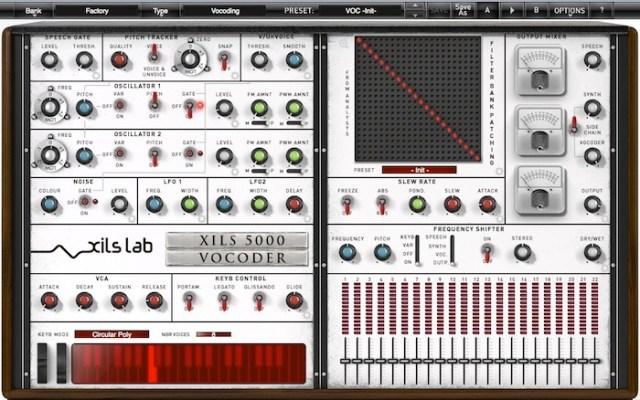 xils-500-vocoder