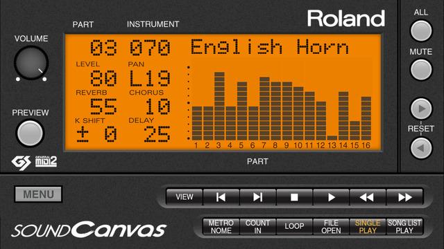 Roland Brings Sound Canvas To iOS – Synthtopia