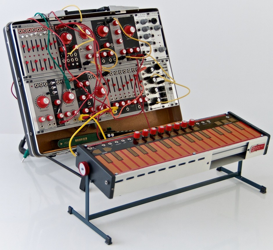 Verbos Electronics Modular Synth Update (MusikMesse 2015)