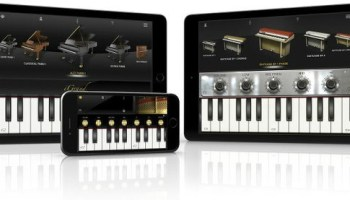 iK Multimedia Debuts iLectric Piano App For iPad – Synthtopia