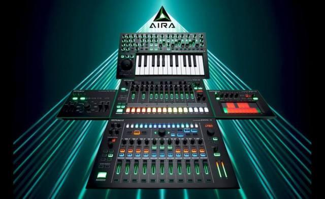 Roland Aira System 1 Now 499 Synthtopia