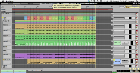 Tracktion 4 DAW Now Free For Linux, OS X & Windows | Synthtopia