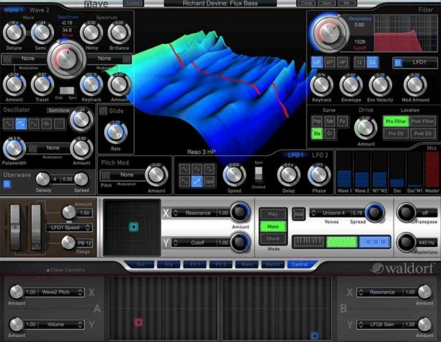 Waldorf Nave Now Available As A Plugin (VST, AU & AAX
