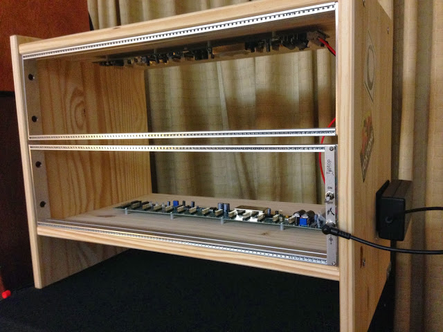 how to make a ikea eurorack case synthtopia. Black Bedroom Furniture Sets. Home Design Ideas