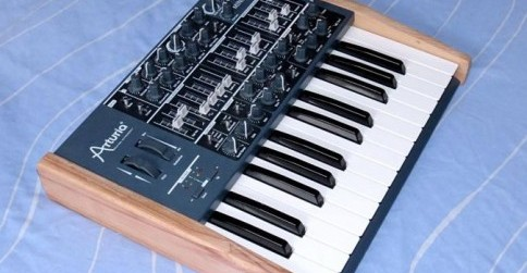 five arturia minibrute microbrute mods that will totally void your warranty synthtopia. Black Bedroom Furniture Sets. Home Design Ideas