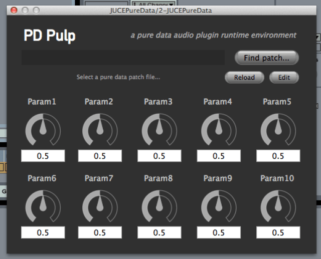 PD Pulp Puts PureData Patches Into A VST – Synthtopia