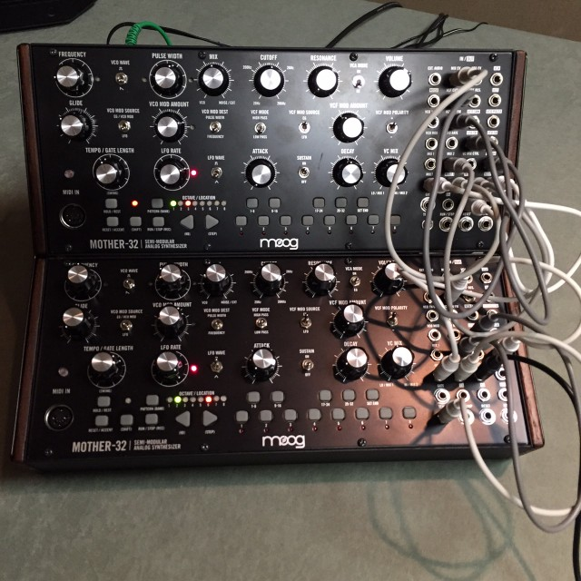 Moog_Mother-32_patched
