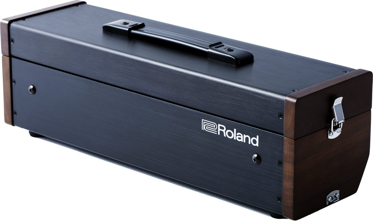 Roland Intros Suitcase Style Eurorack Modular Synth Case