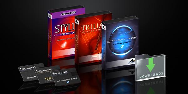 Spectrasonics Retires DVDs, Moving To Digital Delivery & USB