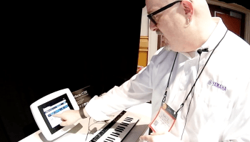 Yamaha Montage Synthesizer Gets Social Sound-Sharing