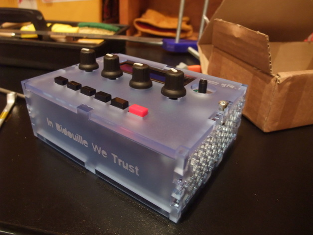 Free, Open-Source 3D-Printed Synth Projects & Mods – Synthtopia