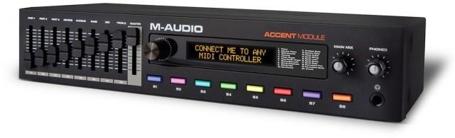 M-Audio-Accent-Module