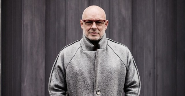 New Brian Eno Album, 'The Ship'