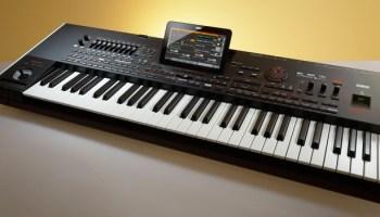 Korg Announces Pa4X Professional Arranger Keyboard   Synthtopia