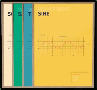 waveforms-poster-series