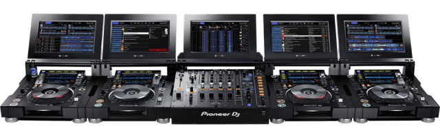 Pioneer DJ Today Introduced The Tour System CDJ TOUR1 Multiplayer And DJM Mixer