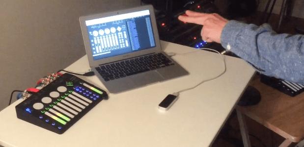 gestural-mixing