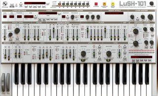 500 Sounds For LuSH-101 – Synthtopia
