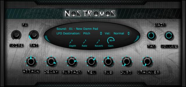 Nostromos_Screenshot