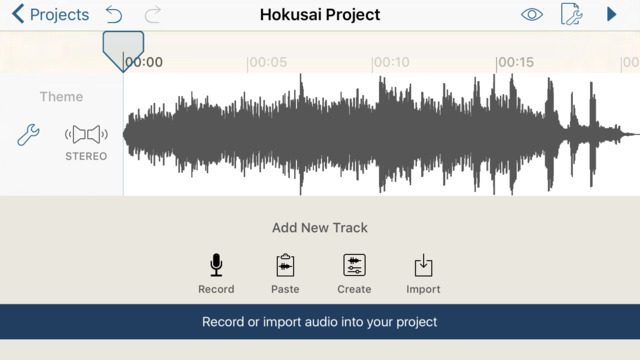 Hokusai Audio Editor For iOS Updated – Synthtopia