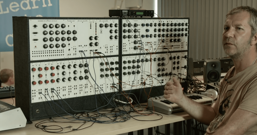 The Basics of Modular Synthesis