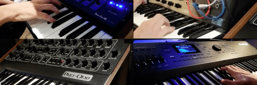 hymn-on-synthesizers
