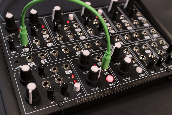 Modular Synthesizer Parts : new ants synth designed to be an affordable all in one modular synthesizer synthtopia ~ Russianpoet.info Haus und Dekorationen
