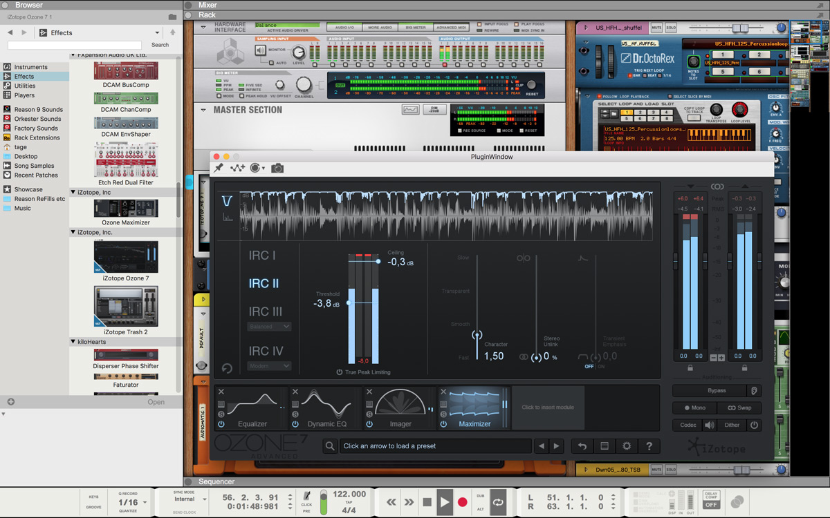 Reason 9 5 Adds VST Support – Synthtopia